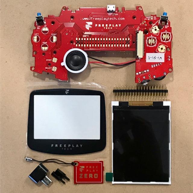 Freeplay Zero DIY Kit