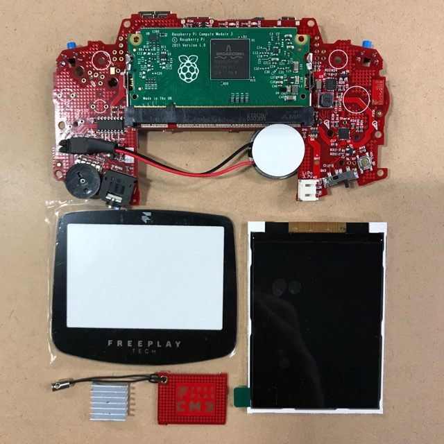 Freeplay CM3 DIY Kit